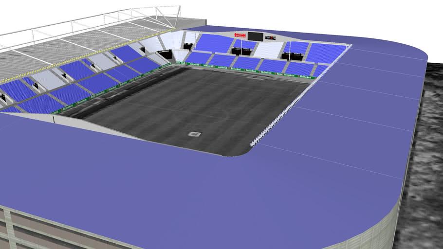 Estadio de Mendizorroza (Deportivo Alaves)