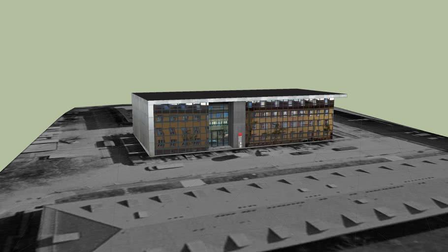 Gebäude A4.3 Universität des Saarlandes
