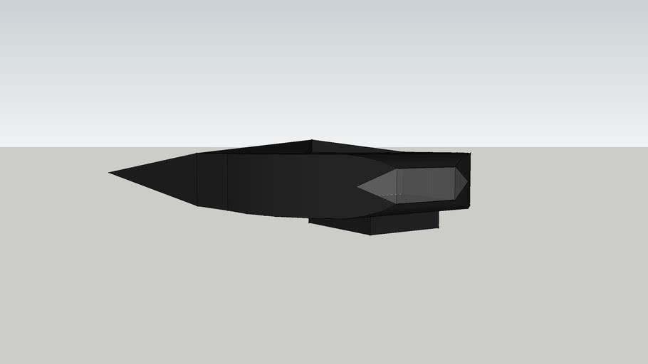 delta ship 4 (U bomber)