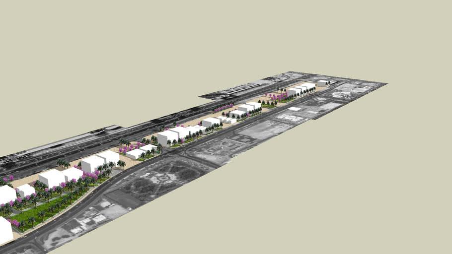 Sheikh Zayed Road garages 2