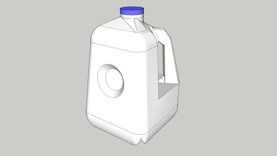 Milk Jug 1 GAL (3.78 L)