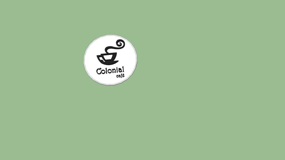 Logomarca Café Colonial