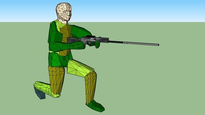 Sniper Of TWM