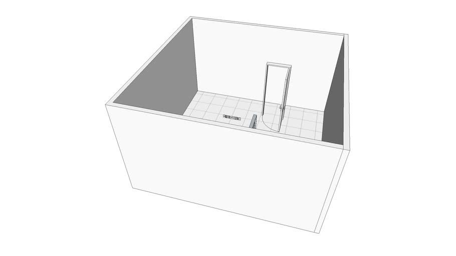 Ambiente Dinâmico + Janelas, Portas e Interruptores para modelagem