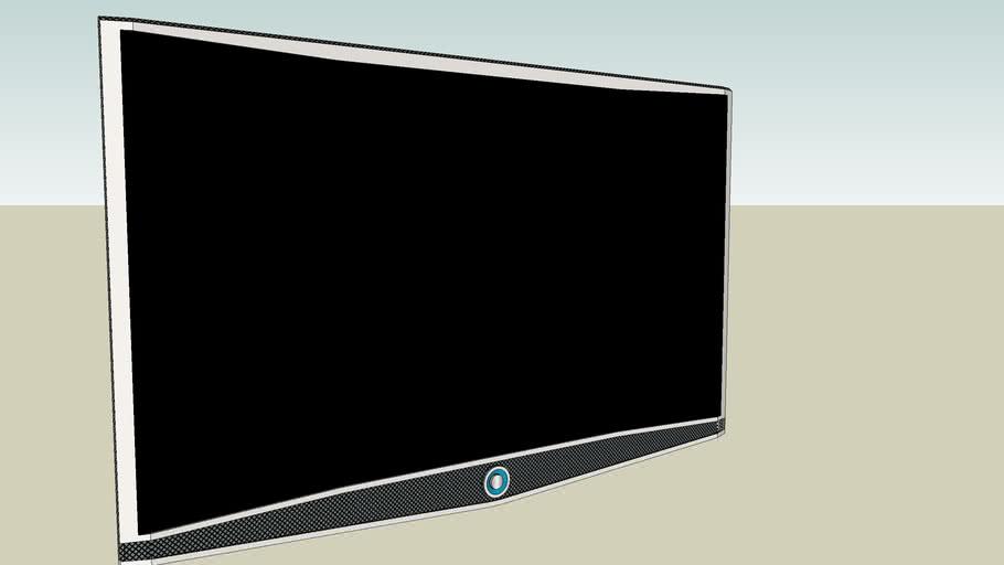 Widescreen TV