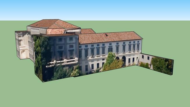 building in Milan