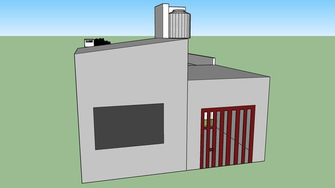 Casa de los vaca