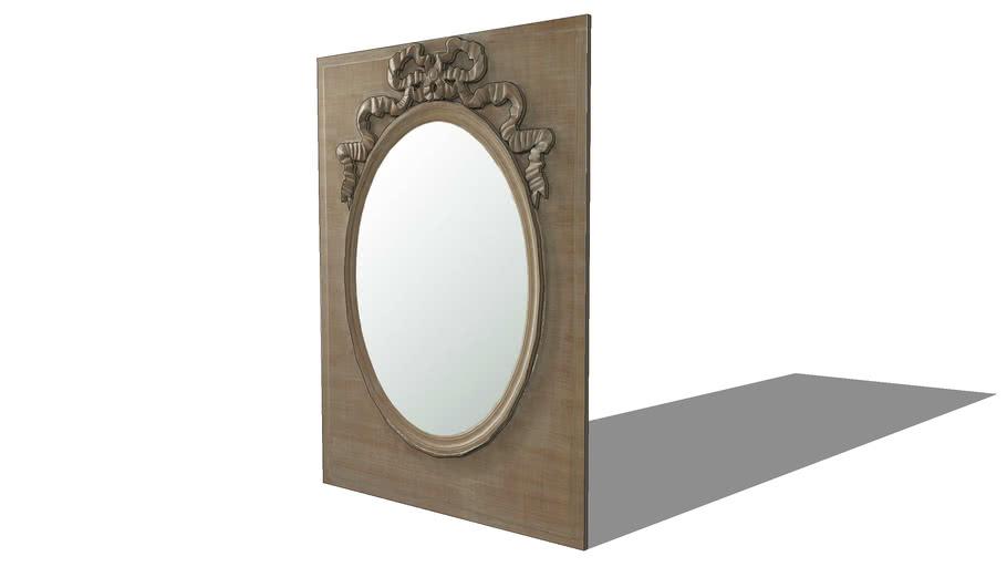 Miroir d'Aguesseau, Maisons du monde,Réf. 116209, Prix : 169€