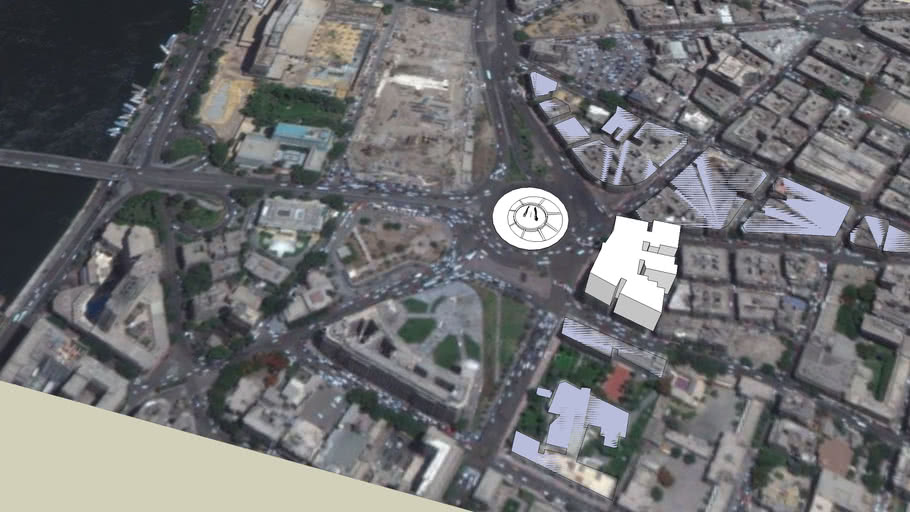 Tahrir square competition