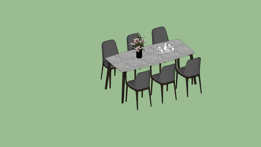 edited dinning table