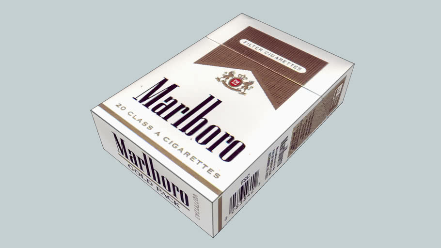 Marlboro Light Cigarettes