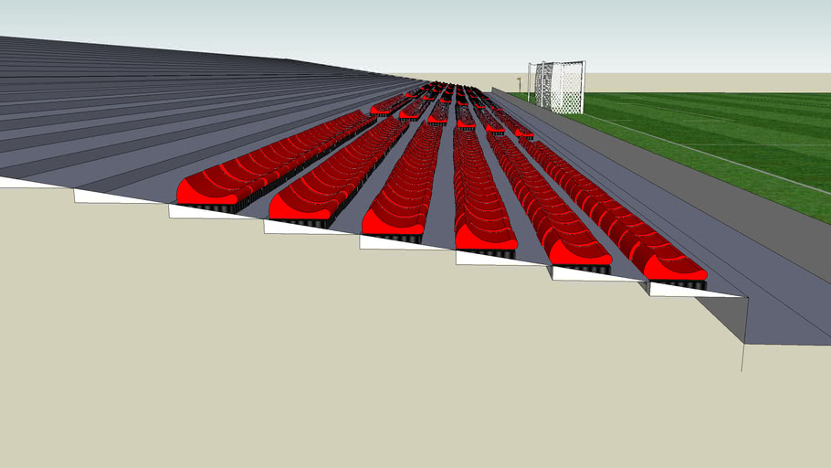 Stadium Challenge 1 - Hard... Read Desc for more...