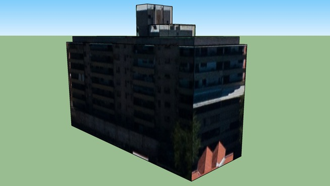 Edificio en 25 de Mayo 902-1000, Mendoza, Argentina