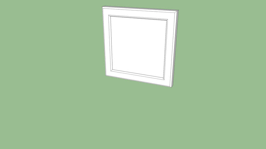 Rám zrcadla nebo obrazu, Frame for mirror or painting, picture