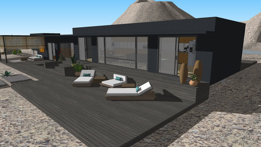 Shipping Container Home 3d Warehouse