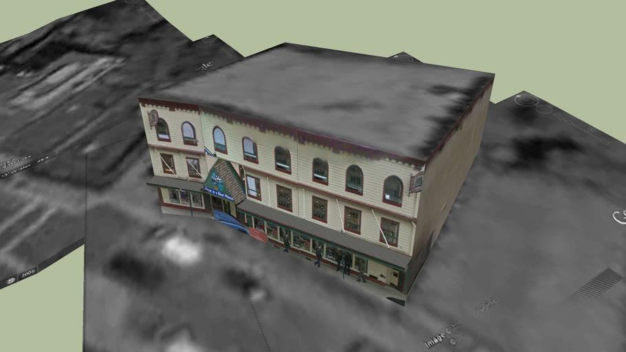 Building in Alaska