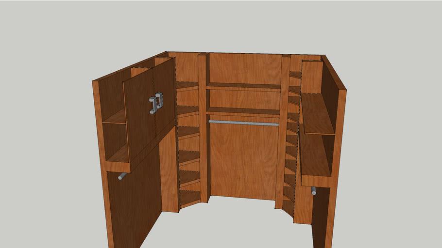 Closet Unit
