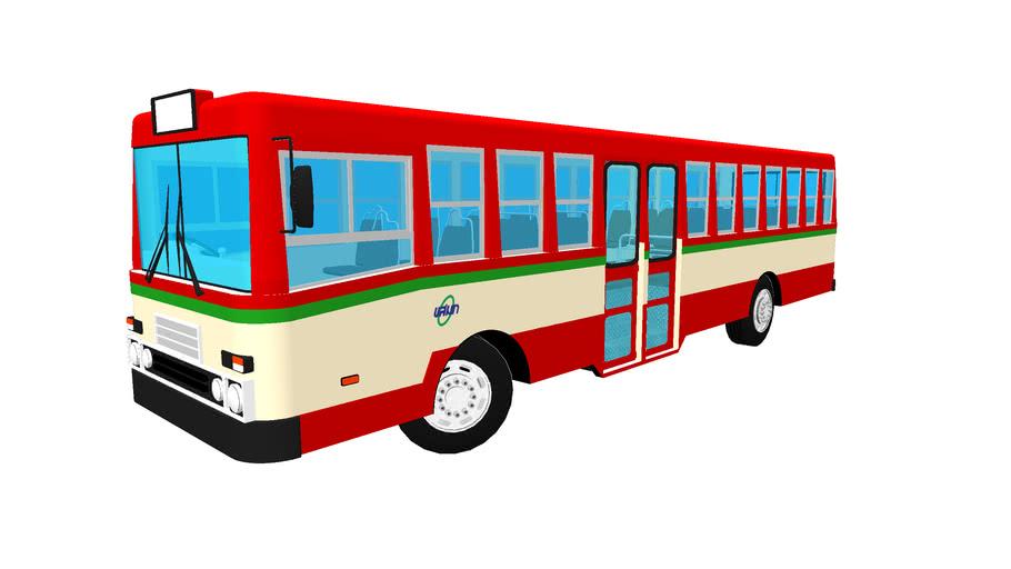 Thailand Open Air Bus #thailand #bus #openair #bangkok #รถเมล์ #รถเมล์แดง #ขสมก