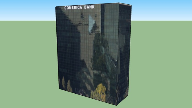 Comerica Bank Building