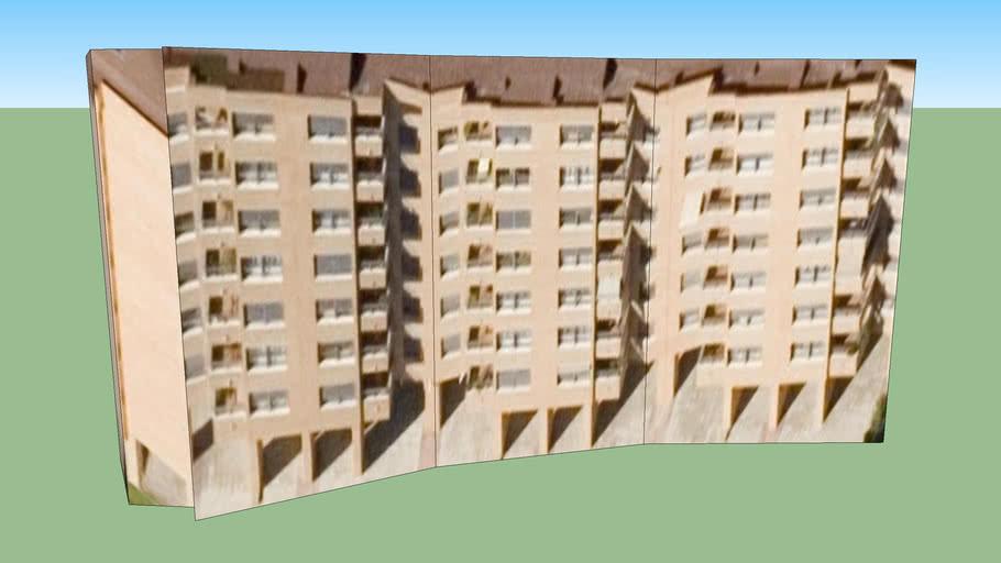 Edificio en L'Horta de València, España