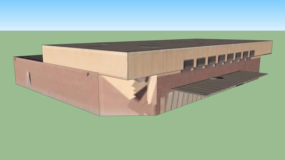 Gebäude in Albuquerque, New Mexico, Vereinigte Staaten