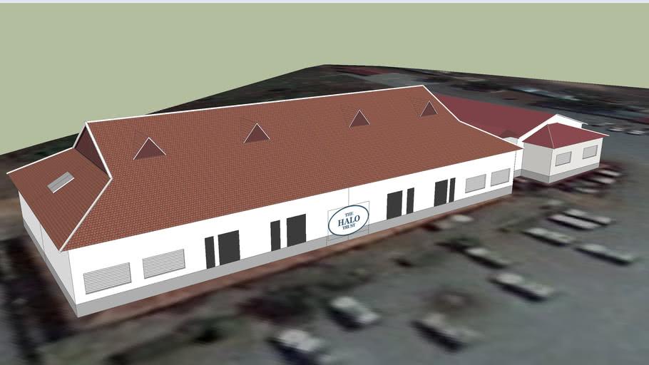 The HALO Trust Siem Reap Headquarter