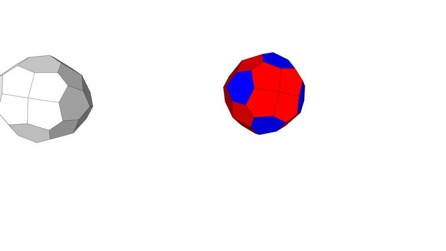 32-Sided Polyhedron