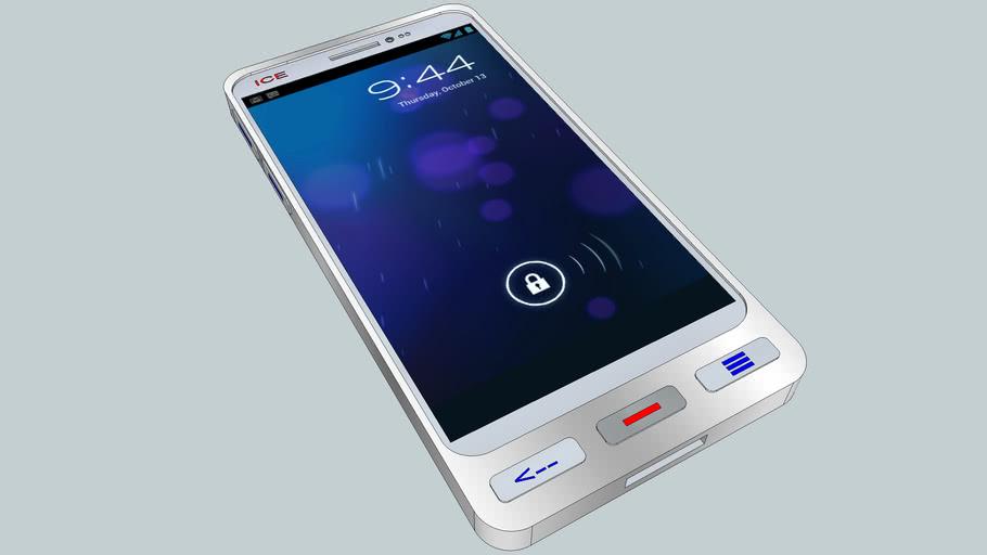 ICE MyPhone E-3200