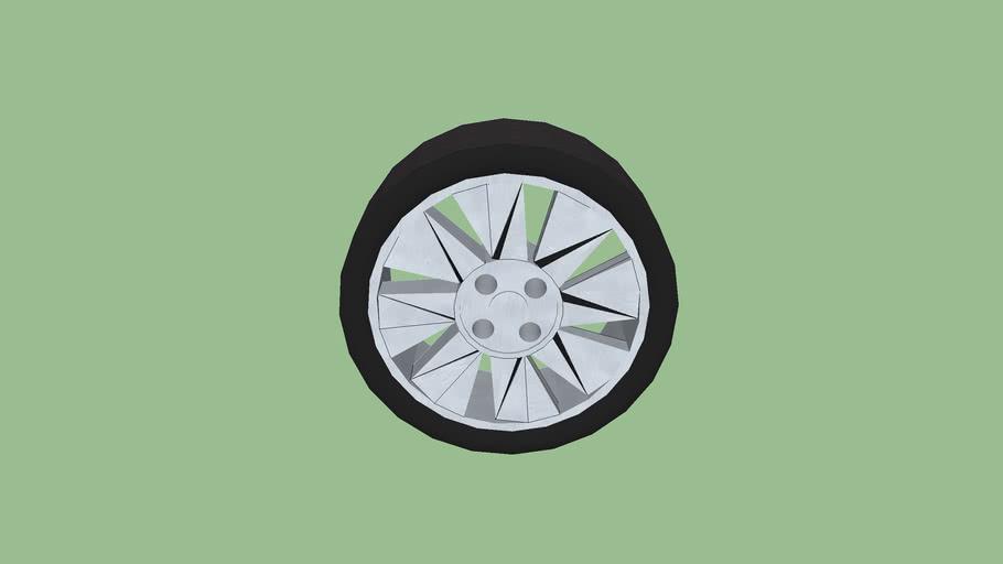 Alloy wheel (own Design)