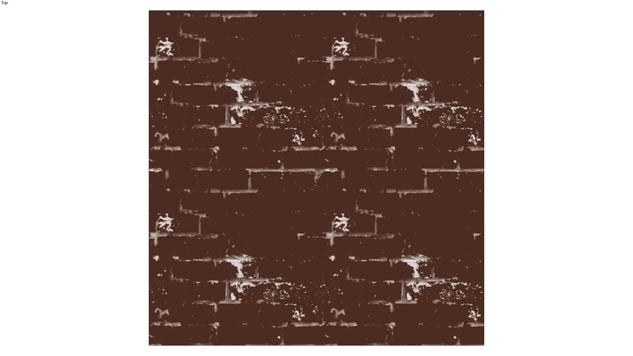 ROCKIT3D | Stone painted (stretcher; weathered) RAL8016