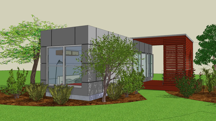 Container residential - ZRUP
