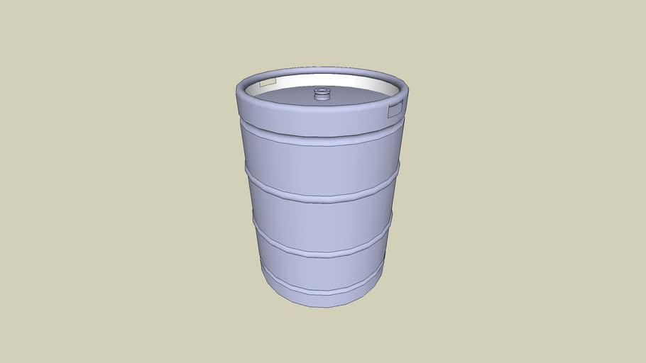 US 15.5gal Beer Keg