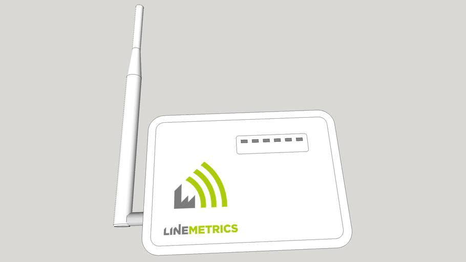 LineMetrics Box