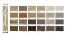 Wooden floor collection