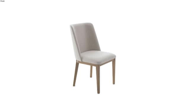 Tumar - Cadeira Agnes Lisa