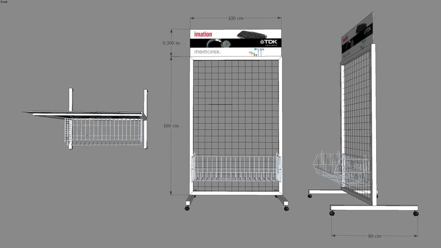 grid panel display