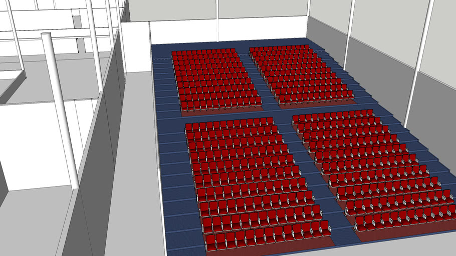 conference hall seats