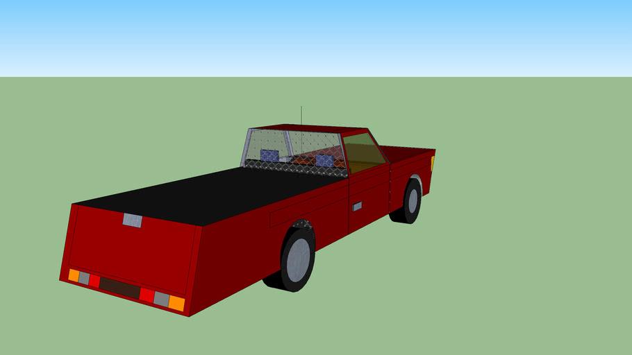 1986 DeLuker DLC-21 Pickup Truck