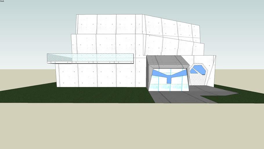 Future House Design 3d Warehouse
