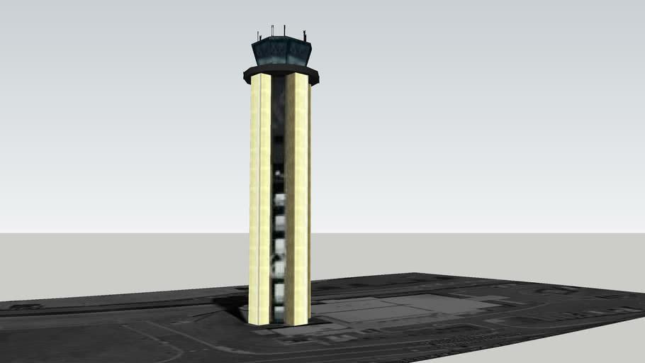 Birmingham International Airport Control Tower