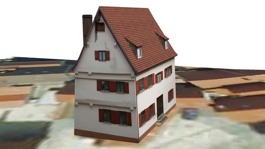 Altstadthaus in der Rothahnengasse