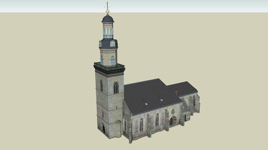 St. Nikolai Kirche Rinteln