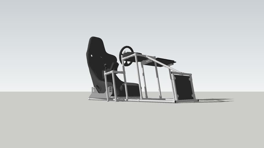 Cockpit for autosimulators