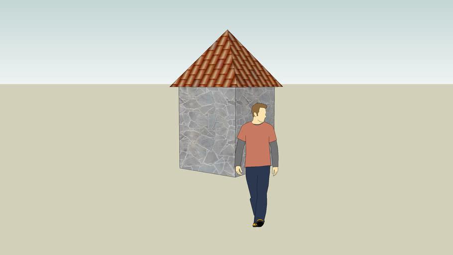 Cosimo - Casa con tetto