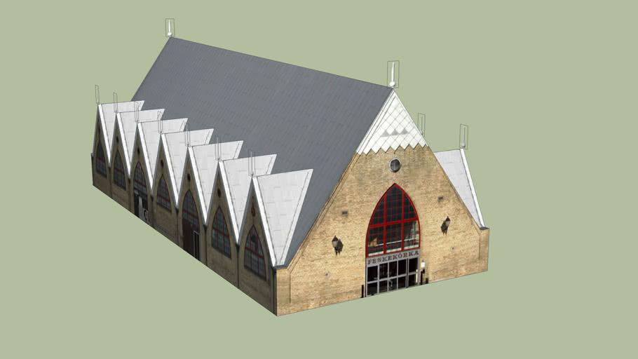 Feskekôrka (Fish church)