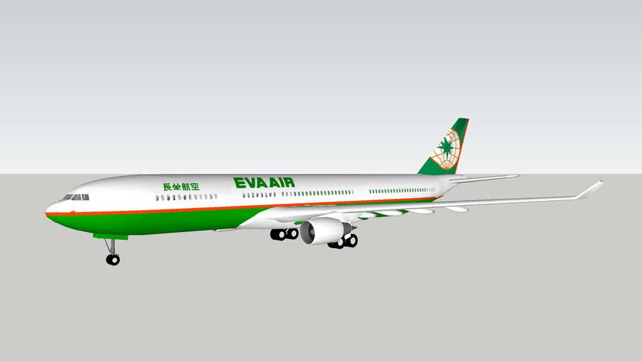 Eva Air Airbus A330-303X