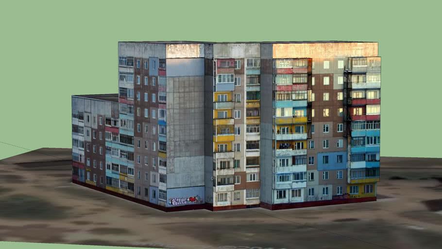 Ленинградский 68 к 3