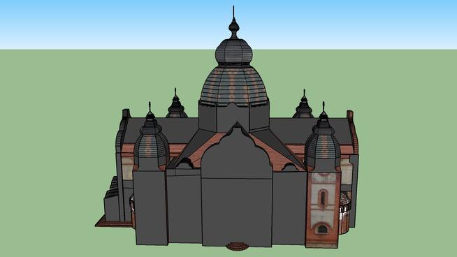 Subotička sinagoga~Szabadkai zsinagóga~Subotica Synagogue