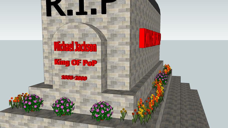 Michael Jacksons Grave