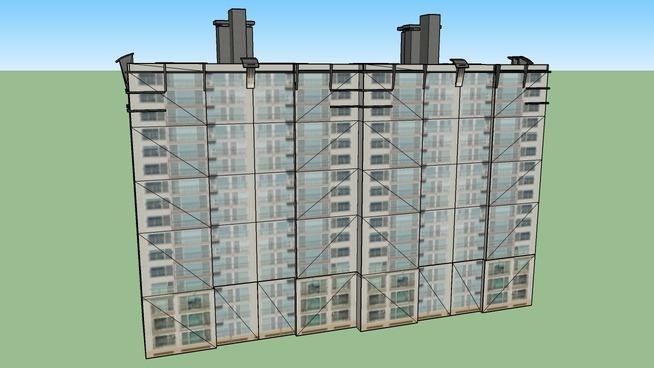 The Incheon Free Economic Zone Songdo Area - Building247